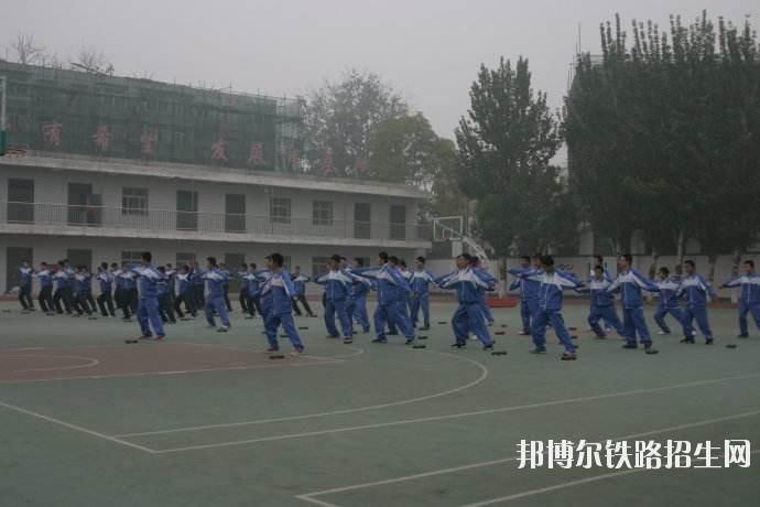 北京电气铁路工程学校2019年报名条件、招生对象