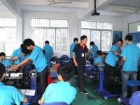 成都机械电子铁路职业技术学校学费
