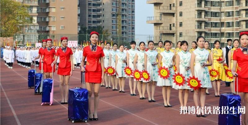 陕西汉唐铁路职业技术学校2019年报名条件、招生对象