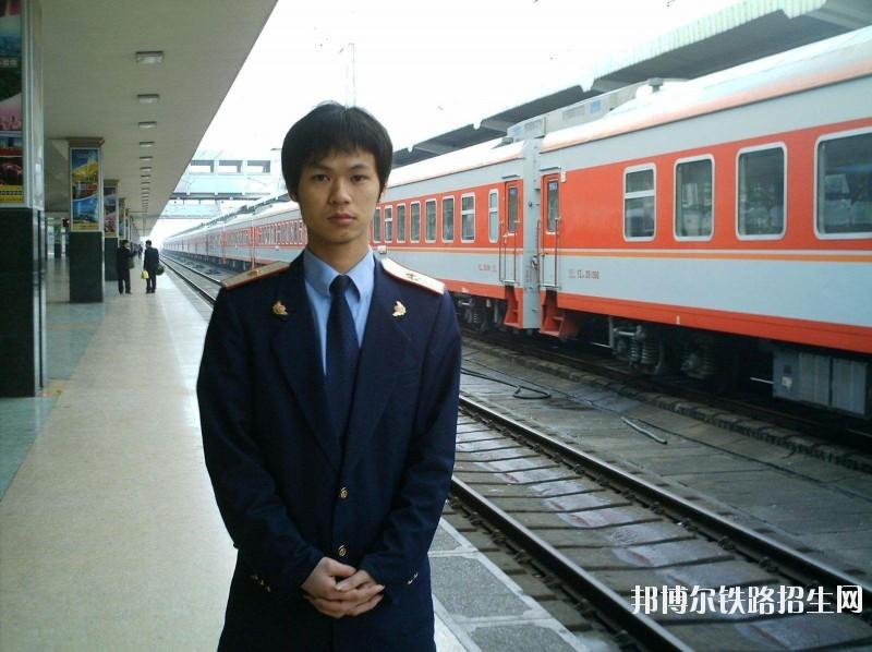 四川读铁路学校什么专业最好