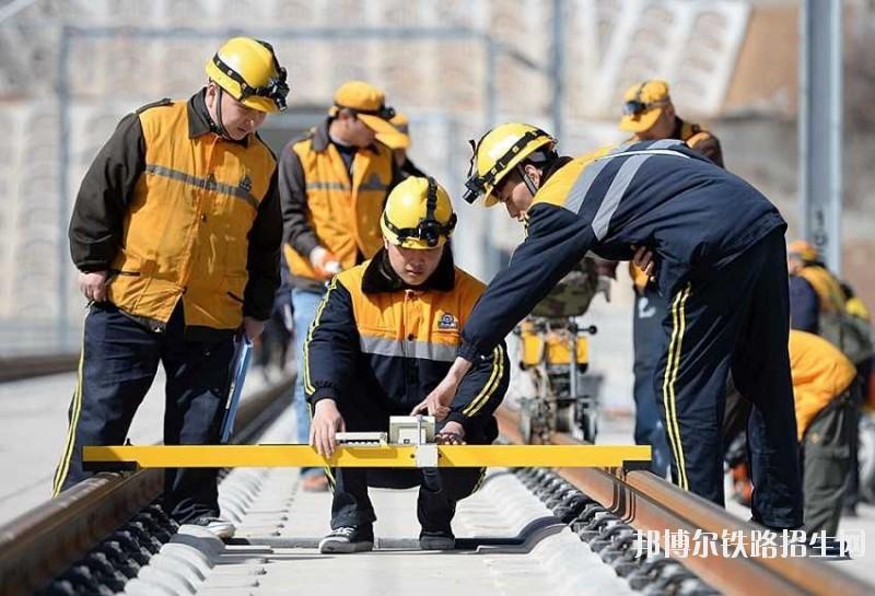 四川铁路学校有哪些专业适合男生